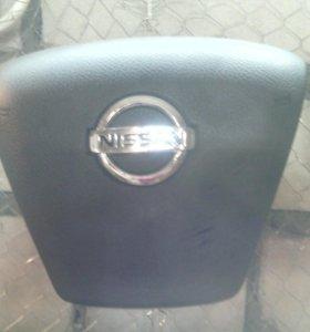 Накладка руля Airbag SRS NISSAN