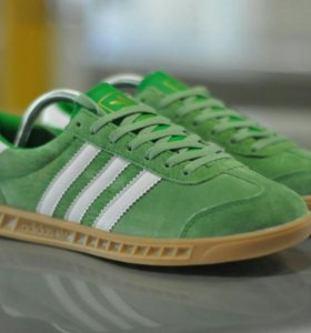 Adidas hamburg, green