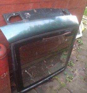 Крышка багажника на ваз 2112