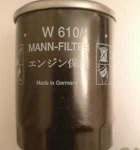 W 610/1, масляный фильтр