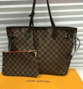Сумка Louis Vuitton, 2 в 1