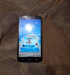 Телефон alcatel idol2