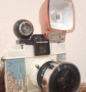 фотоаппарат DIANA+ LOMO