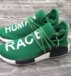Кроссовки adidas human race мужские