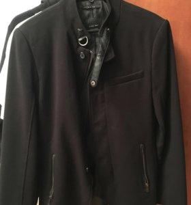 Пиджак с подкладкой Zara