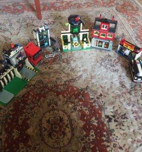 Лего , игрушки
