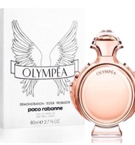 Тестер.Paco Rabanne. Olympea.eau de parfum.80 ml