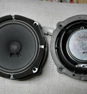 Динамики автомобильные компонентные 160мм GM 40W