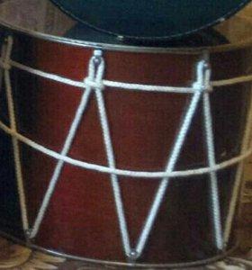 Кавказский барабан (Нагара)