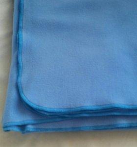 Одеяло-плед флисовое