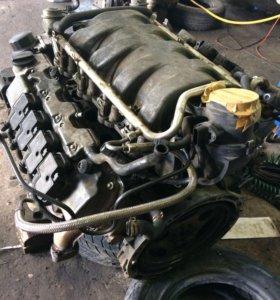 Двигатель на мерседес s 500 в кузове W 220 mersede