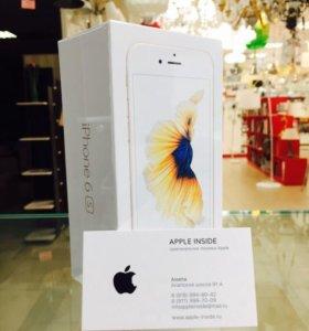 iPhone 6s 16gb Gold (Золотой) НОВЫЙ ОРИГИНАЛ
