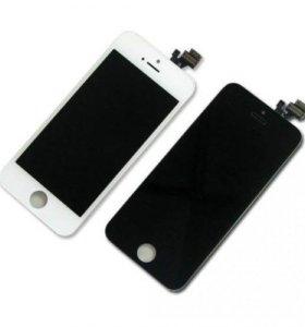 Дисплей iPhone 5, 5S, SE (аналог)
