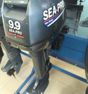 Лодочный мотор SeaPro OTH 9.9. Новый. Гарантия 1 г