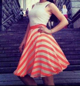 Яркая летняя юбка от Kira Plastinina