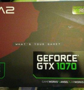KFA² GeForce GTX 1070 EX 8.0 GB