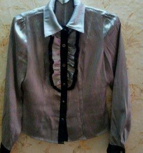 Блузка(ветровка в подарок)