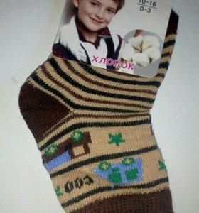 Детские носочки на мальчтка