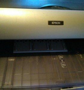 ПлоттерEpson Stylus Pro 4880