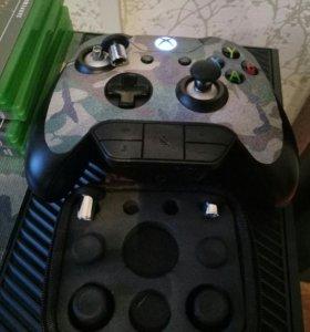 Обменяю Xbox ONE на PS4