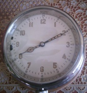 Морские часы ВМФ СССР