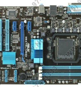 Процессор Amd FX 6350 + asus M5A78L + DDR3 16Gb