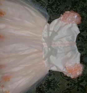 Красивое платье на выход