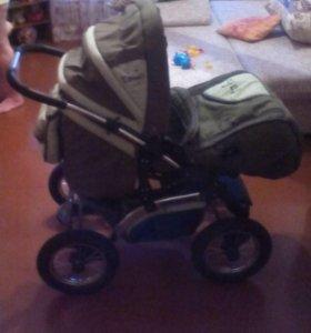 Детская коляска трансформер фирма Tako