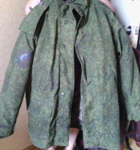 Форма военная фуфайка ватники куртка штаны