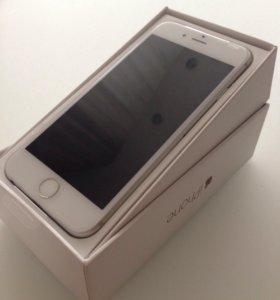 iPhone 6, Silver, 16 GB