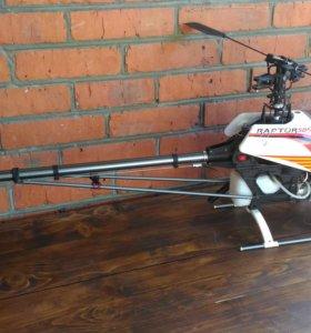 Радиоуправляемый вертолет Raptor 50S ARF с ДВС