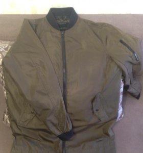 Куртка (парка pull bear )