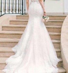 Самое элегантное свадебное платье
