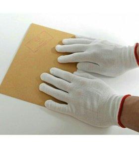 Перчатки нумизматические