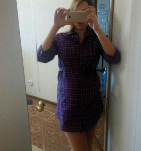 Одежда для беременной) Рубашка!