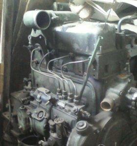 Двигатель ом314 мерседес 508