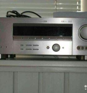Yamaha rv-x 459 ресивер усилитель
