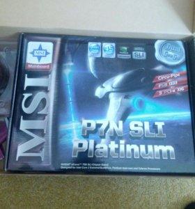 Материнская плата msi p7n sli platinum