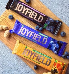 Батончик JOYFIELD из натуральных ягод и фруктов
