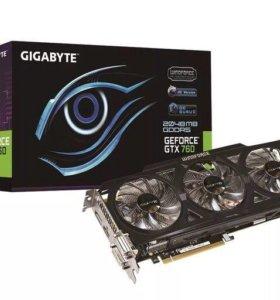 Gigabyte Geforce GTX 760 2gb 256bit