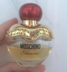 Moschino glamour оригинал