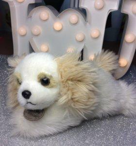 Плюшевая игрушка собака Aurora