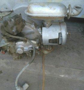 Двигатель 2СД-М1