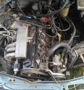 Audi 100 двигатель 2.3nf в сборе