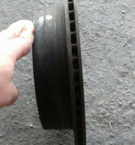 Тормозной диск.