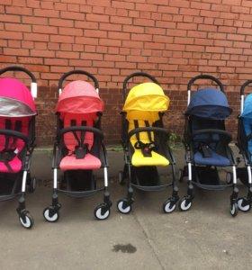 Коляски Baby Time разные цвета