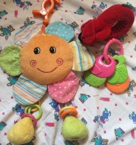 Подарок к любой детской вещи в профиле