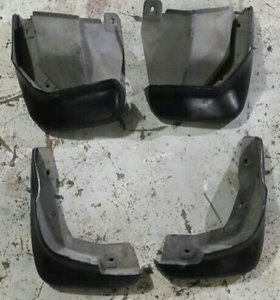 Комплект брызговиков Honda Civic, EU1,