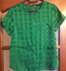 Красивая блуза 44 размера