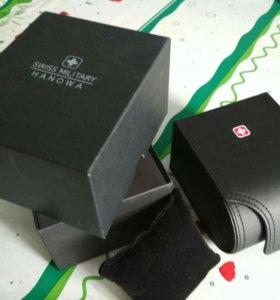 Коробка от часов 🇨🇭 SWISS
